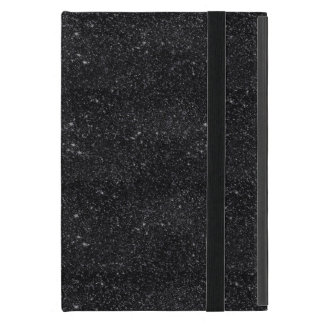 Black Sparkles iPad Mini Cover