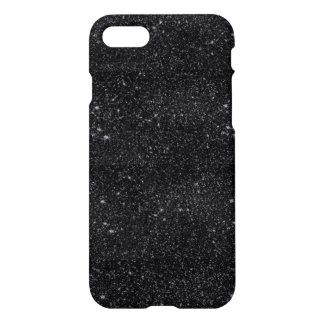 Black Sparkles iPhone 8/7 Case