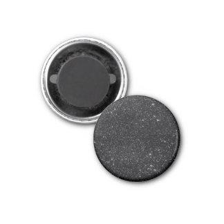Black Sparkles Magnet