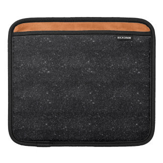 Black Sparkles Sleeve For iPads