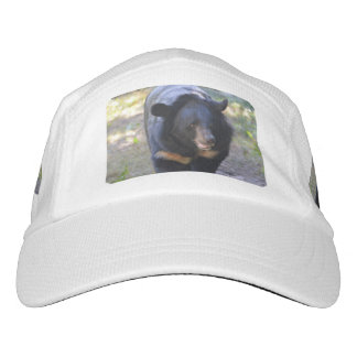 Black Spectacled Bear Hat