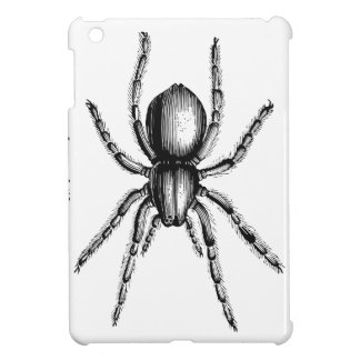 Black spider case for the iPad mini