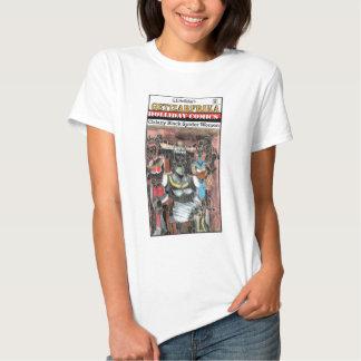 Black Spider Queen #1 (Zarfrika) Tshirts