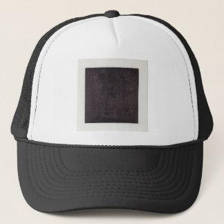 Black Square by Kazimir Malevich Trucker Hat