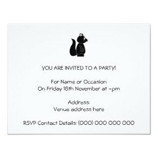 Black Squirrel. Card