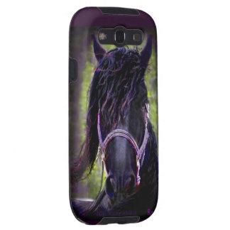 Black Stallion Galaxy SIII Case