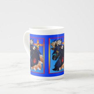 Black Stallion of Morning Mug