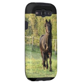 Black Stallion Samsung Galaxy SIII Cover