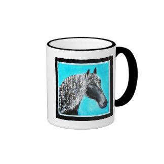"Black Stallion ""Star"" Mug"