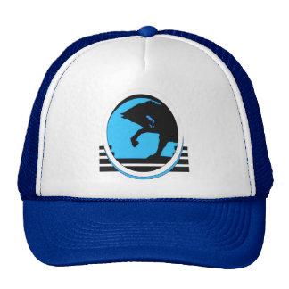 Black Stallon Trucker Hat