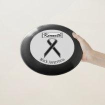 Black Standard Ribbon by Kenneth Yoncich Wham-O Frisbee