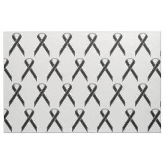 Black Standard Ribbon Fabric