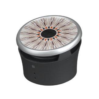 Black star bluetooth speaker