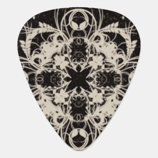 Black Star Guitar Pick