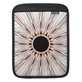 Black star sleeve for iPads