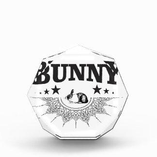 black stars bunny award