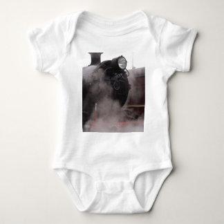 Black Steam Train Shirt