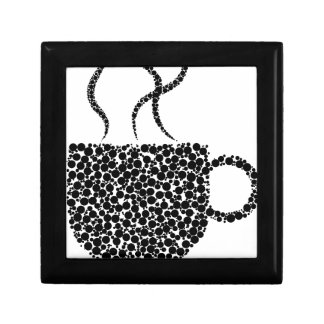 Black Steaming Cup Gift Box
