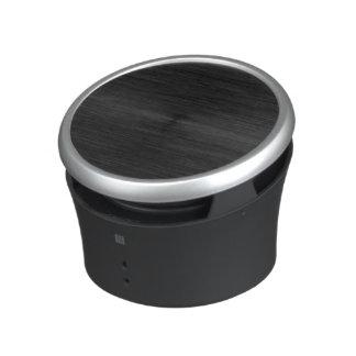 Black Steel Bumpster Speaker