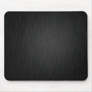 Black Steel Mouse Pad