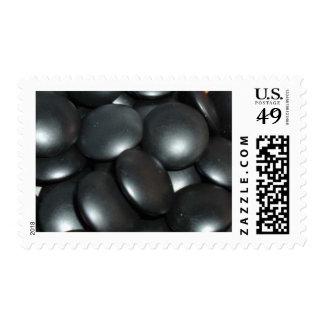 black stones postage