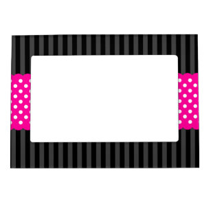 Hot Pink Picture Frames Zazzle