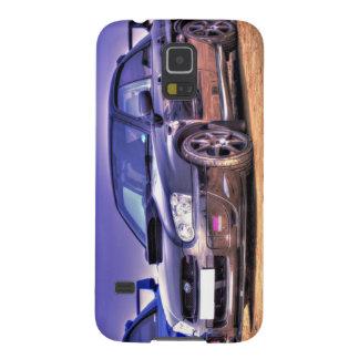 Black Subaru Impreza WRX STi Galaxy S5 Covers