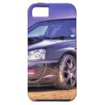 Black Subaru Impreza WRX STi iPhone 5 Covers