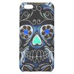 Black Sugar Skull IPhone Case iPhone 5C Cases