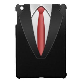 Black Suit iPad Mini Case