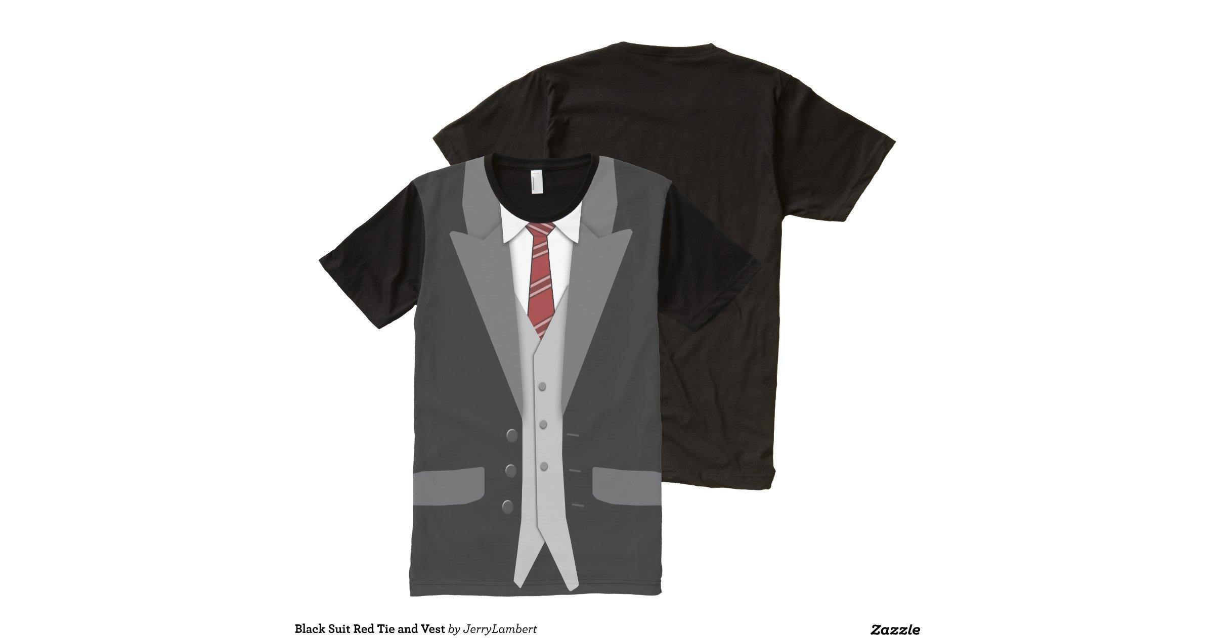 all black suit vest - photo #19