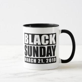 Black Sunday March 21, 2010 Mug