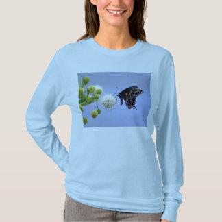 Black Swallowtail Butterfly Tee