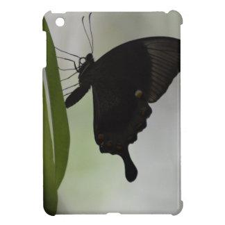 Black Swallowtail iPad Mini Cover