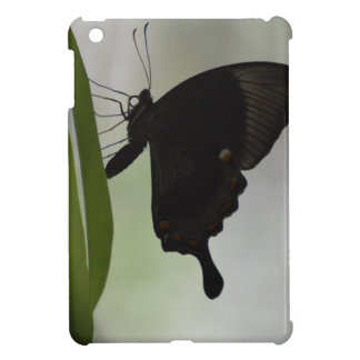 Black Swallowtail iPad Mini Covers