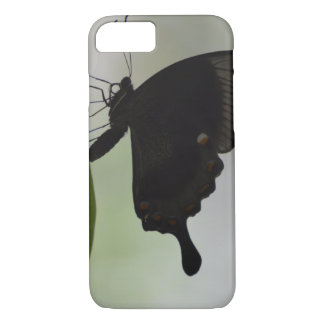 Black Swallowtail iPhone 8/7 Case