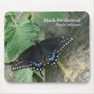 Black Swallowtail Mousepad