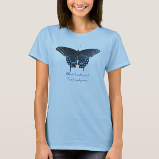 Black Swallowtail Papilio polyxenes T-Shirt