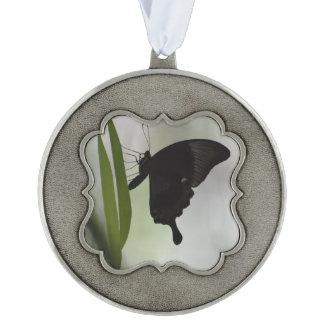 Black Swallowtail Pewter Ornament