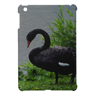 Black Swan iPad Mini Cover