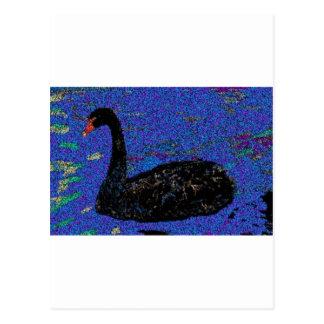Black Swan Photo Card