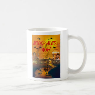 Black Swan Time Coffee Mug