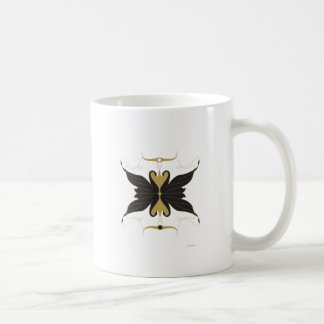 Black Swans and Doves Coffee Mug
