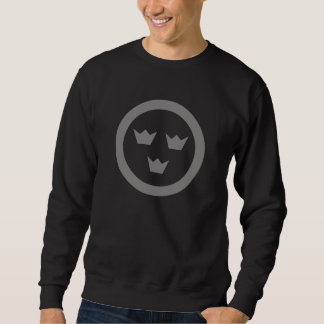 Black Swedish Roundel Shirt