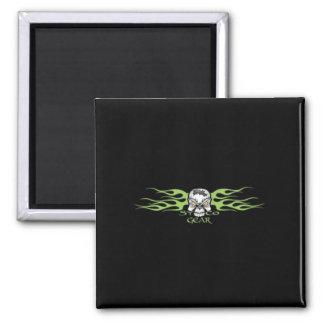 black syco gear magnet