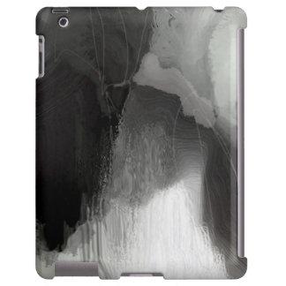 Black Synonym iPad Case