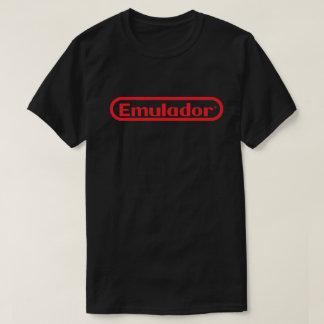 Black t-shirt Emulator