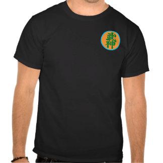 Black t-shirt Shihan