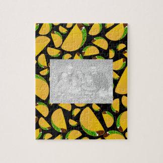 Black tacos jigsaw puzzles