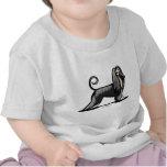 Black & Tan Afghan Hound Tshirt